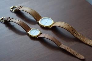 時計ベルト リフォーム