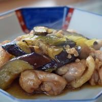 ピクルス液の鶏野菜炒め煮