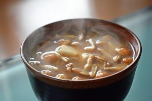 自家製味噌の味噌汁