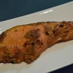 醤油麦麹漬 焼鮭
