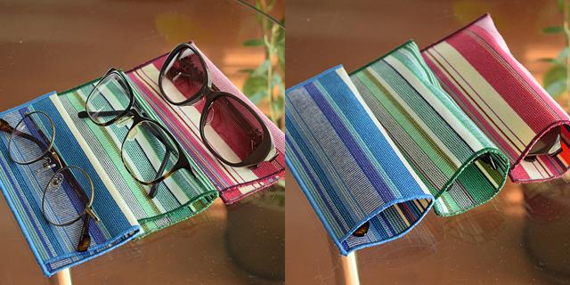 メガネケース装着例